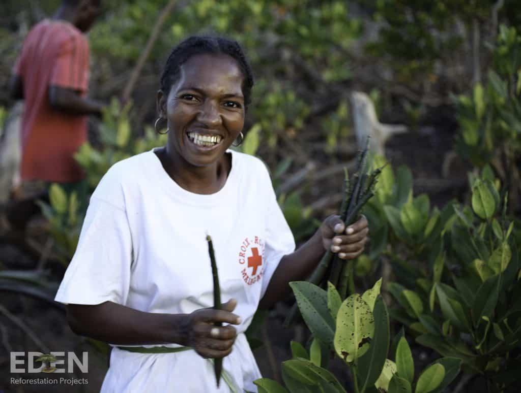 Eden Tree Planting