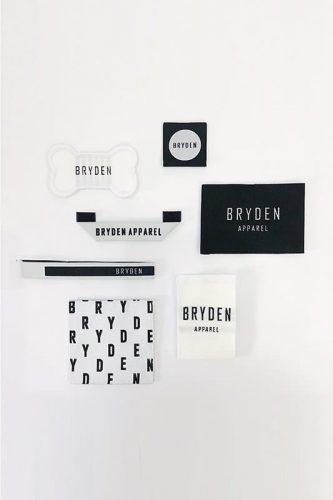 Custom Brand Labels